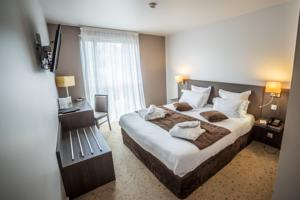 Hotel Best Western Aquakub : Chambre Double Confort