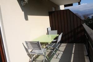 Appartement Residence bord du lac Annecy : photos des chambres