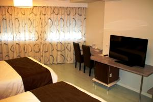 Hotel Saint-Hubert : Chambre Quadruple