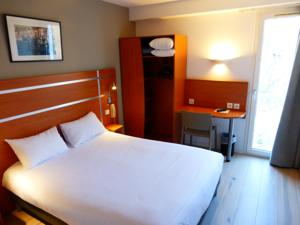 Hotel Heliotel : Chambre Double