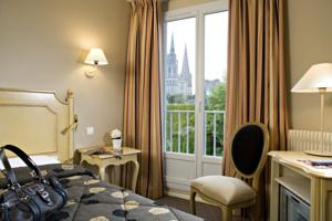 Timhotel Chartres Cathedrale : photos des chambres