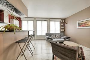 Appartement Les Grenadins (Sleepngo) : photos des chambres