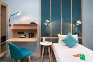 Quality Hotel & Suites Bercy Bibliotheque by HappyCulture : Chambre Simple