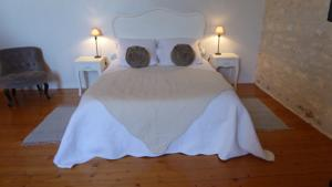 Chambres d'hotes/B&B B&B Gagnepain La Riviere : Chambre Double