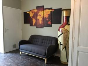 Appartement Lodge : photos des chambres