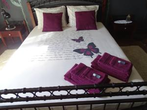 Chambres d'hotes/B&B B&B Besset : Chambre Double Deluxe
