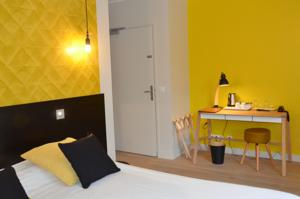 Hotel Castel Damandre : Chambre Simple Affaires