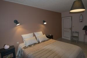 Chambres d'hotes/B&B Les Rendzines : Chambre Double
