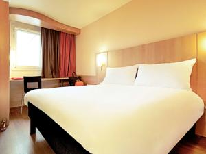 Hotel ibis Roissy CDG Paris Nord 2 : Chambre Double Standard