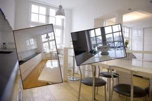 Appartement Apartment Place O Hotes : photos des chambres