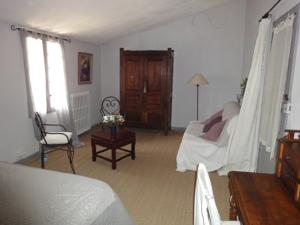 Chambres d'hotes/B&B Mas Les Micocouliers : Chambre Double Confort
