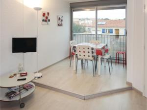 Appartement One-Bedroom Apartment in Gruissan : Appartement 1 Chambre
