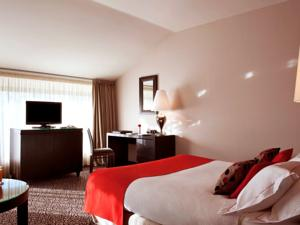 Hotel La Citadelle - MGallery by Sofitel : Chambre Double Deluxe