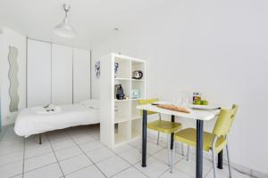 Appartement Studio stade de Gerland : photos des chambres