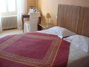 Hotel Le Central : Chambre Double