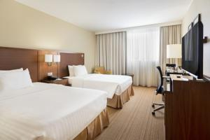 Hotel Courtyard by Marriott Toulouse Airport : Chambre Double ou Lits Jumeaux