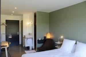 Hotel Gaia Cafe : Chambre Double