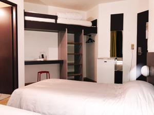 Hotel Welcomotel : Chambre Triple