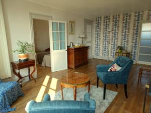 Chambres d'hotes/B&B B&B Girolles les Forges : Chambre Familiale
