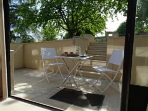 Chambres d'hotes/B&B B&B Girolles les Forges : Appartement 2 Chambres