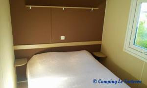 Hebergement Camping Le Tarteron : Mobile Home (2 Adultes) - Lodge