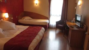 Hotel Kyriad Nimes Ouest : photos des chambres