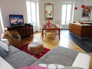 Appartement Le Central, 3-bedroom in Central Nice : photos des chambres