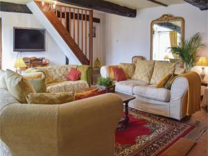 Hebergement Three-Bedroom Holiday Home in St-Michel-de-Montjoie : photos des chambres