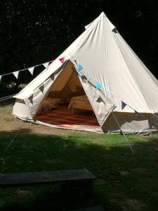 Hebergement 7 Valleys Camping : photos des chambres