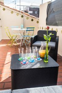 Appartement Thues Neuf : Appartement avec Terrasse
