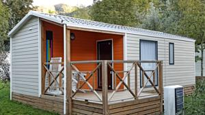 Hebergement Camping La Marmotte : Mobile Home - 4 Adultes - 2016 - Malaga Duo