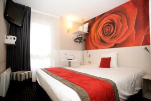 Hotel Kyriad Dieppe : Chambre Double Standard