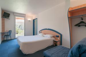Brit Hotel Clermont-l'Herault : Chambre Double
