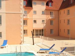 Appartement Residence la Roche Posay 3 : photos des chambres