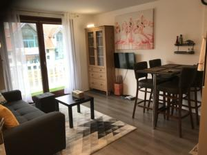 Appartement Pilatre de Rosier : photos des chambres