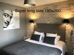 Hotel Adelie : Chambre Double