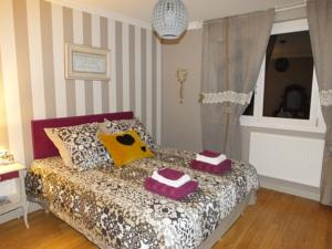 Chambres d'hotes/B&B L'Escarbotine : Chambre Double