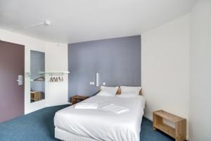 Hotel et Residence Esbly / Marne-La-Vallee. : Chambre Double