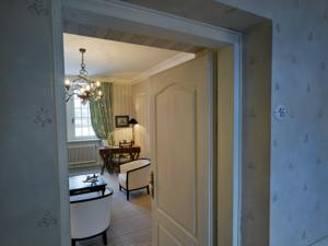 Hotel Chateau De Germigney : Suite Junior