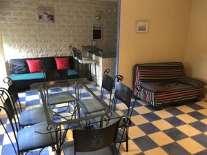 Appartement Residence ST Clement : photos des chambres