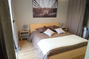 Chambres d'hotes/B&B homesweethome : Chambre Double - Vue sur Jardin