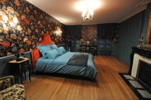 Chambres d'hotes/B&B Hotel Particulier La Gobine : Chambre Lit King-Size Deluxe