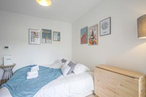 Appartement Luckey Homes - Rue des Carmes : Studio