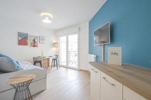 Appartement Luckey Homes - Rue des Carmes : photos des chambres