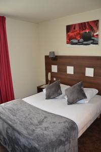 Hotel Atoll : Chambre Double