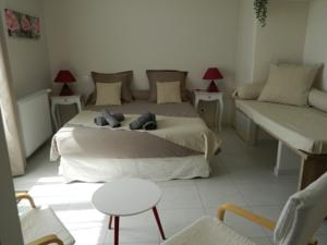 Chambres d'hotes/B&B Aujuseb : Chambre Double