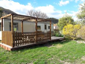 Hebergement Camping des Catoyes : Mobile Home
