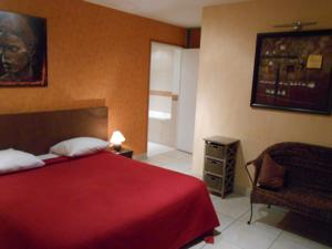 Chambres d'hotes/B&B B&B Le Patio34 : Appartement