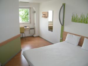 Hotel ibis budget Vienne Sud : Chambre Double