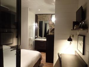 Hebergement L'Ange Gourmand : Chambre Double